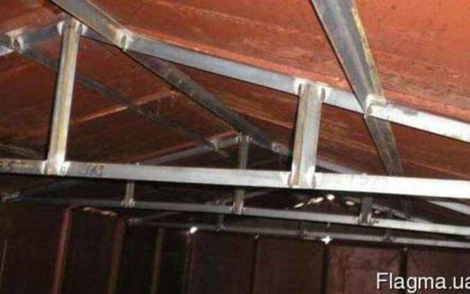 Ремонт ворот реставрация железного гаража сварочные работы