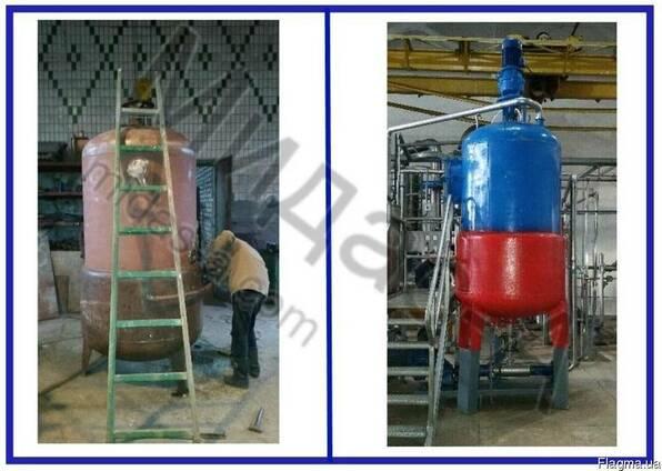 Ремонт, восстановление, реставрация пищевого оборудования. К