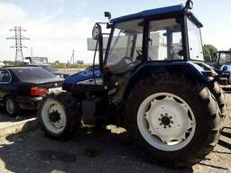 Ремонт запчастей трактора New Holland TL5060