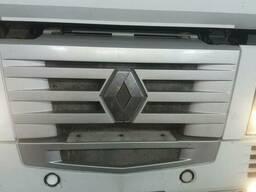 Renault Magnum бампер,решетка,крыло,фары,солнцезащит.козырек