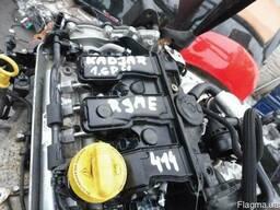 Renault (Рено) Kadjar 2015-2018 1,6 DCI Двигатель б\у