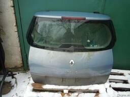 Renault Scenic II Рено Сценик 2 (2003-2009) крышка багажника
