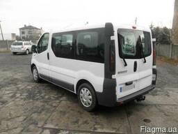 Renault Trafic/Opel Vivaro (01-10). Детали ходовой