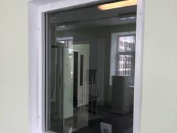 Рентгенозащитные окна / Рентгенозащитные стекла