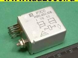 РЭС6, Реле электромагнитное новое, з/у.