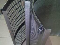 Решета БЦС-100 (490х990) 1, 0 мм. ,гнутые
