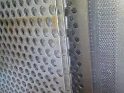 Решета КДУ 338Х663 мм Толщ.3 мм яч.6,3 мм