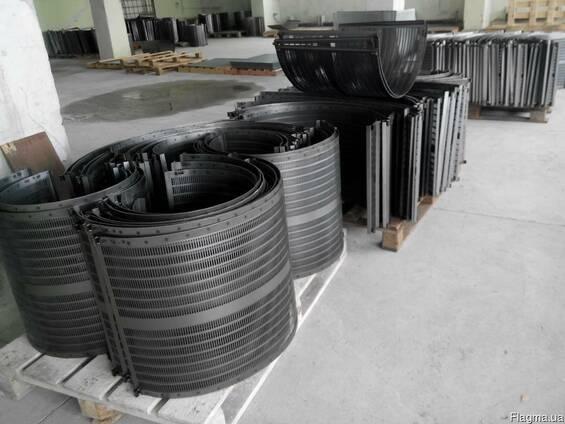Решета на очистительные машины БЦС-25, БЦС-50, ОВС-25