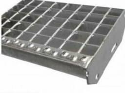 Решетчатый настил RZ1P30х30/30х2/1000x1000 купить, цена