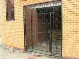 Решетчатые Двери/Дверь Решётка - фото 2
