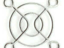 Решітка (гриль) для вентиляторів 40mm, Silver