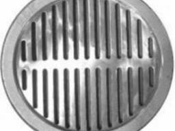 """Решетка-гриль круглая, печная """"Гриль"""". Ø352"""