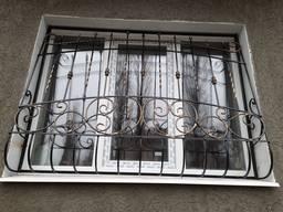 Решетка на дверь, решетка на окно