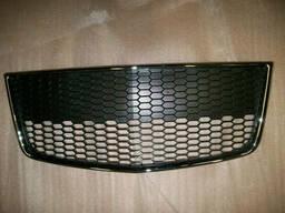 Решетка радиатора Авео T255 нижняя часть GM 96813738
