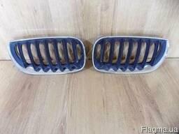 Решетка радиатора BMW X3 E83 F25