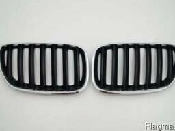 Решетка радиатора BMW X5 E53 E70 F15