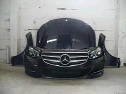 Решетка радиатора Капот Крыло Бампер Mercedes W212 09-14