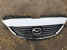 Решетка радиатора Mazda 6 Gj рестайлинг 17-