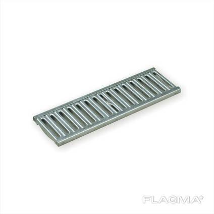Решетка секционная сталь 160х500 класс D
