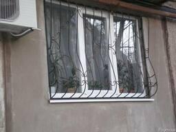Решетки металлические в Мариуполе в кредит с компенсацией