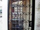 Решетки на двери, решетчатые двери, дверь решетка Киев - фото 3