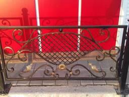 Решетки на киоски, окна, кондиционеры - фото 8