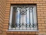 Решетки на окна - фото 1