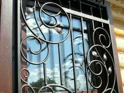 Решетки на окна, Кривой Рог