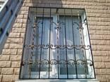 Решетки на окна Мариуполь - фото 3