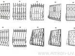 Решетки на окна Мариуполь - фото 6
