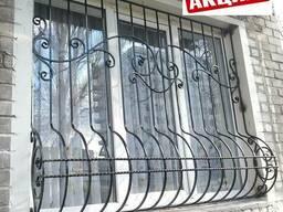 """Решетки на окна вид """"Парус"""""""