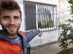 Решетки на окна. Одесса