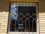 Решетки на окна/Решетки на двери/Оградки - фото 3