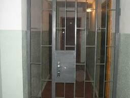 Решетки на окна, решётчатые двери - фото 5