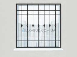 Решетки на Окна. Сварные решетки. Ф13