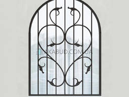 Решетки на Окна. Сварные решетки. Ф16
