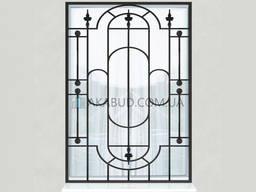 Решетки на Окна. Сварные решетки. Ф18