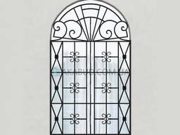 Решетки на Окна. Сварные решетки. Ф21