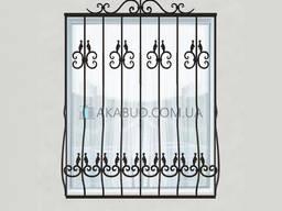 Решетки на Окна. Сварные решетки. Ф26