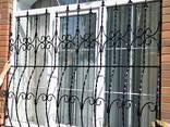 Решетки на окна в Чернигове - фото 4