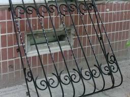 Решетки на окна в Одессе