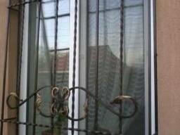 Решетки на окна, Кованые решетки, Изготовление решеток