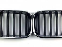 Решетки радиатора BMW X3 F25 БМВ Х3 Ф25 решотка ноздри 10-17