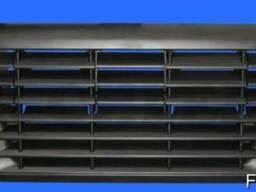 Решітка радіатора DAF XF95, 1312789 (1, 2 версія)