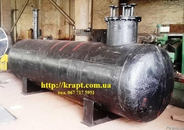 Ресивер для СУГ подземный 5 м.куб