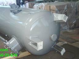 Ресивер сжатого воздуха вертикальный объемом 3м3