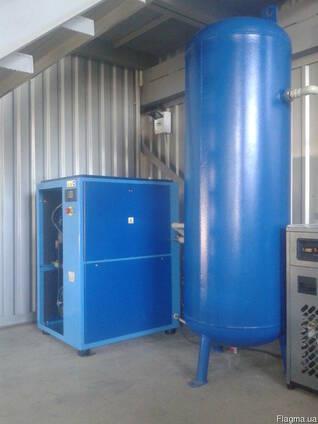 Ресивер воздушный от 50 до 5000 литров для компрессора