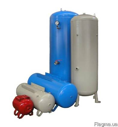 Ресивер воздушный повітряний на 500-900 литров