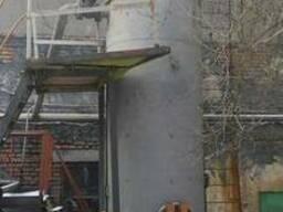 Ресивер воздушный, воздухосборник 10 м. куб.