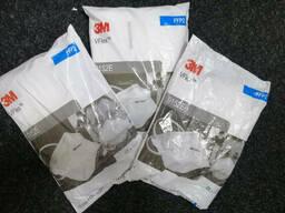 Респиратор 3М Vflex 9152, FFP2 без клапана (25шт в упаковке)/Медична маска захист від. ..